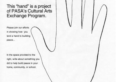 PASA Peace Hand